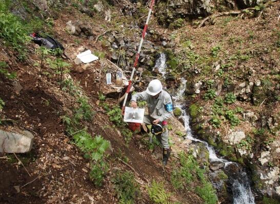 ⑧地下水観測 ESS 株式会社地球システム科学の画像
