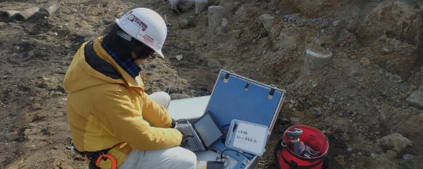 ⑰オーリス調査状況3 ESS 株式会社地球システム科学の画像