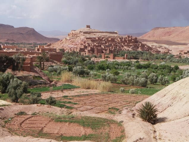 ESSのあゆみ モロッコ