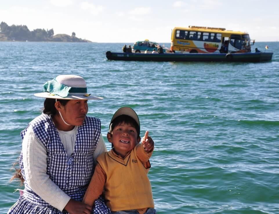 ESSのあゆみ ボリビア