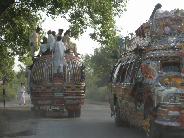 ESSのあゆみ パキスタン